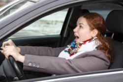 Страх езды за рулем