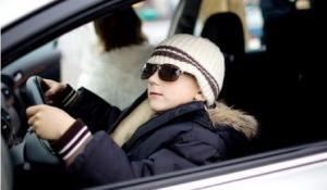 Обучение вождению до достижения совершеннолетия